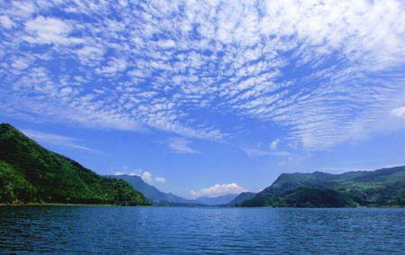 大陸最深的5個湖泊!一個個比渤海還深!