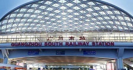 盤點大陸客流量最多的四座高鐵站