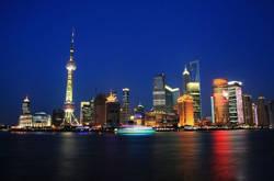 上海新娘的中國大陸金融中心上海簡介